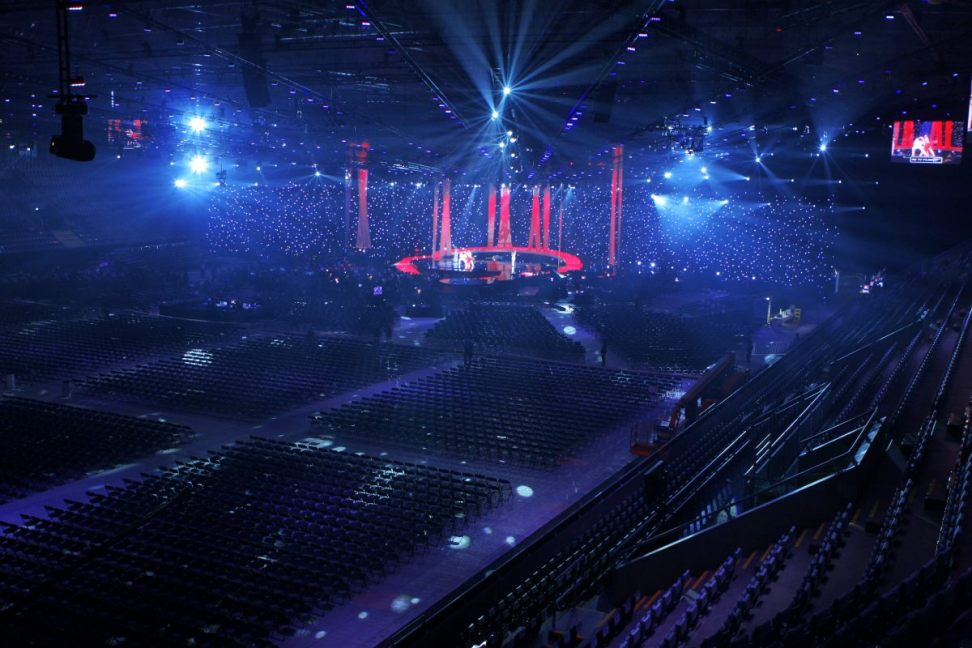 eurovision tv