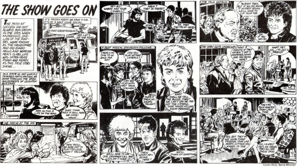1984 Comic Strip