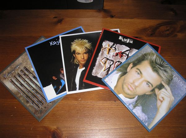 Box Set Discs
