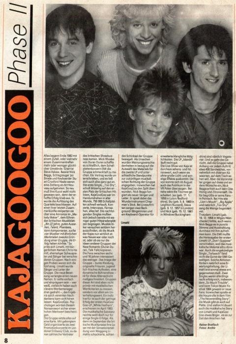 01 Melodie und Rhythmus Issue 12-1984