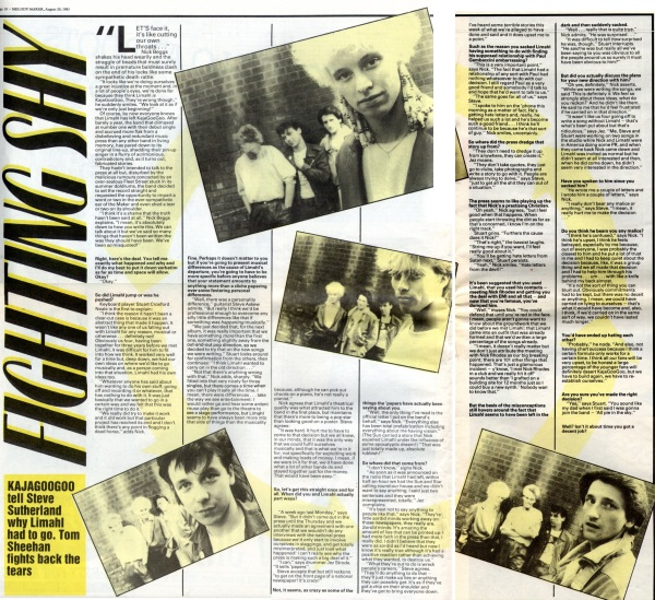 01 Melody Maker August 20th 1983