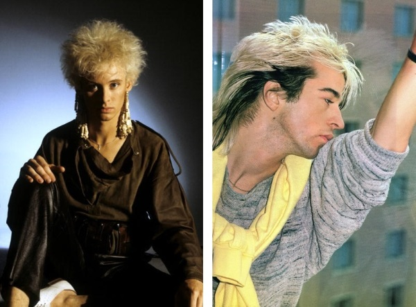 Limahl and Nick