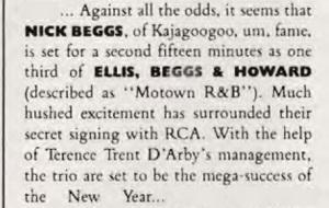 Blitz Magazine December 1987