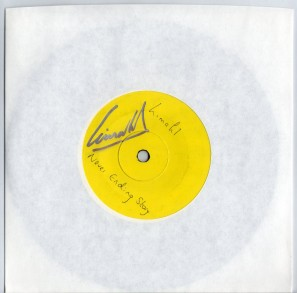 03 NES Test Press Limahl Signed