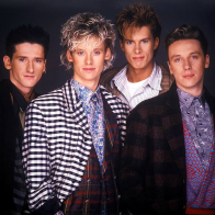 Kajagoogoo - group portrait, 1984