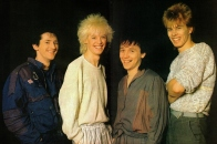 Kajagoogoo 1984 Group Pose