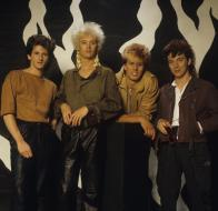 Group Portrait Of Kajagoogoo
