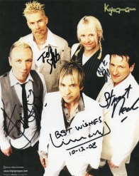 Kajagoogoo, 2008 promotional photo
