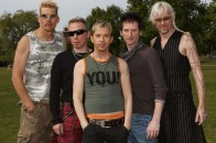 Kajagoogoo in 2009