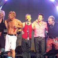 Kajagoogoo, onstage 2009