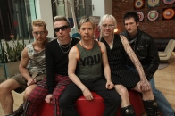 Kajagoogoo photographed in 2009