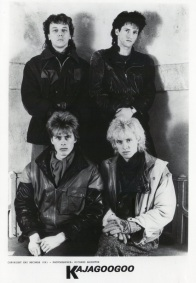 Kajagoogoo, promotional photo, 1984 (2)