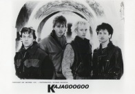 Kajagoogoo, promotional picture, 1984