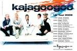 Kajagoogoo Tour poster2009
