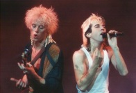 Limahl and Nick, 1983