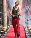 Limahl, leaving the jungle2012