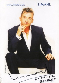 Limahl promotional picture
