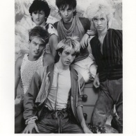 Promotional picture, 1983 (2)
