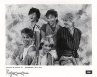 Promotional picture, 1983
