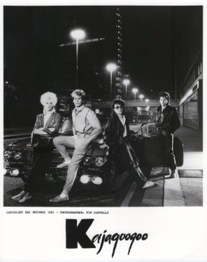 Promotional picture, 1984