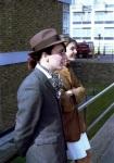 Steve Askew, Ooh to be Ah Video Shoot,1983