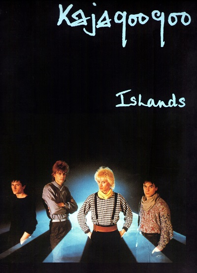 Islands Tour Programme Front Cover