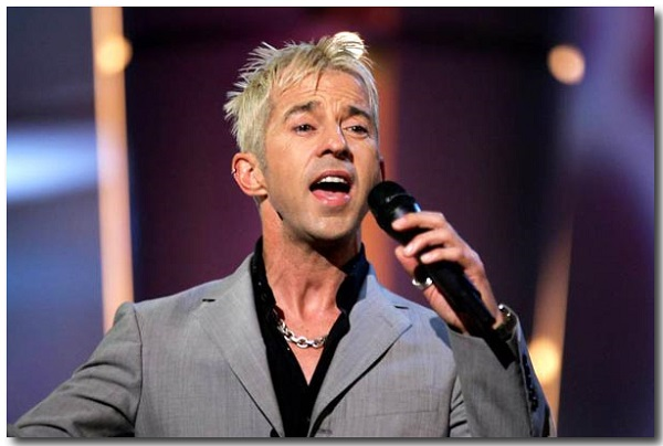 Limahl Live on Stage