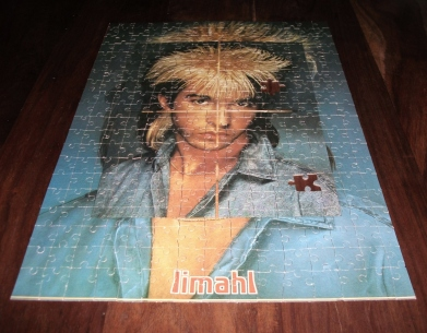 Limahl puzzle completed