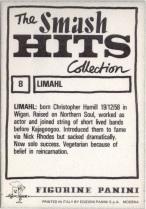 10 Limahlback