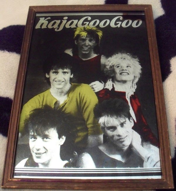 Kajagoogoo Mirror