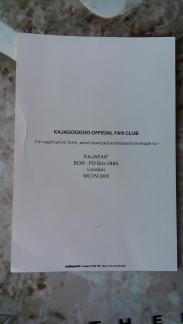 Kim KajaFan 5