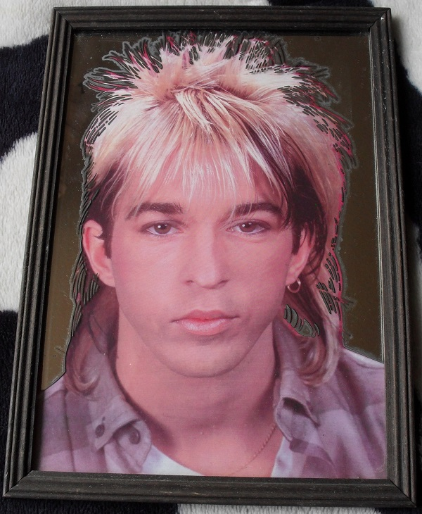 Limahl Promotional Mirror, 1983